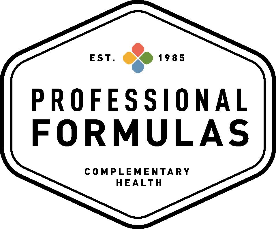 Professional Formulas Logo